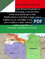 Localização e Geografia da Líbia