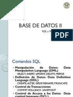 Cap3 SQL y SQL PLUS
