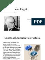 Jean Piaget Clase