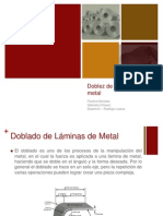 Doblez Lamina de Metal1