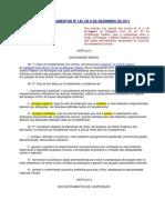 Lei Complementar 140 (Competencias Ambientais)