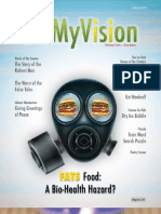 MyVision Issue Fast Food