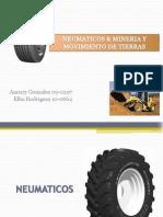 NEUMATICOS & MINERIA Y MOVIMIENTO DE TIERRAS- Aneury González