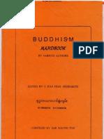 Buddhism Handbook - Various Authors