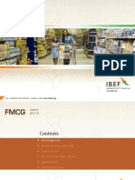 FMCG Industry in India Report 2013