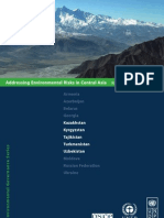 Addressing Environmental Risks in Central Asia Risks · Policies · Capacities