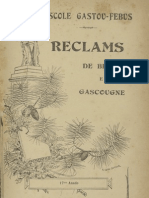 Reclams de Biarn e Gascounhe. - Yéné 1913 - N°1 (17e Anade)