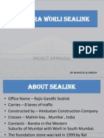 Bandra Worli Sealink Project