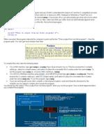 program explorer cs 33 ucla | Subroutine | C (Programming
