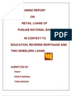 Retail Loans Project