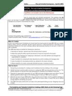 Work Breakdown Structure Guide