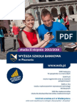 Informator 2013 - Studia II Stopnia - Wyższa Szkoła Bankowa w Poznaniu