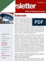 Newsletter T&P N°68