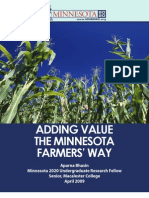 Adding Value the Minnesota Farmers' Way