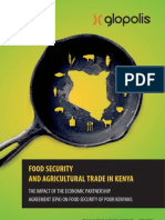 Food Security Kenya