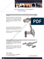 Functional Principles of Corrugator Technology