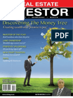 May 2013 Magazine Of Real Estate Investor