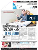 May 31, 2013 Real Estate Weekly NEW WESTMINSTER Magzine