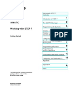 Siemens Basic Manual Working With Step 7