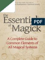 The Essentials of Magick
