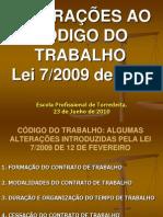 ConferenciaCodigoDoTrabalho Slides