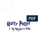 Harry Potter and the Roleplaying Game
