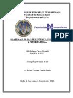 Guatemala Parte I