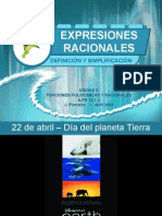 Expresiones Racionales Version Blog