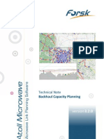 TN003_Backhaul Capacity Planning