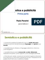 Semiotica e Pubblicità 1