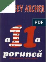 Jeffrey Archer a 11 a Porunca v1 0