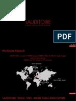 Auditoire Qatar Corporate Profile