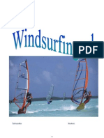 Windsurfing Referat