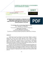 Determination of Residual Stresses of Welded Joints Prepared Under