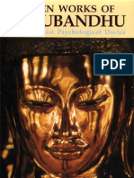 Seven Works of Vasubandhu the Buddhist Psychological Doctor