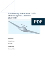 UAV for Traffic Monitoring