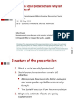 Day 1 Session 1 What is social protection and why  is it important? Perspective from ILO
