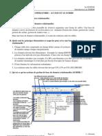 Mode Operatoire Access Scribe