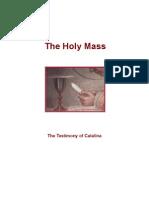 Holy Mass Catalina