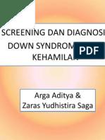 Down's Syndrome Pada Kehamilan