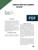 07. en Los Doscientos Ano de Kant