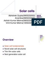 solar cell ppt