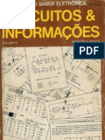 Circuitos & Informações Volume 4