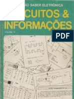 Circuitos & Informações Volume 6