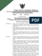Sk Walikota Buruh Tenaga Kebersihan Pu2