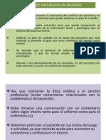 CUIDADOS DE ENFERMERÍA EN NEUROSIS