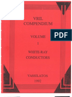 VRIL Compendium Vol 1 VRIL White Ray Conductors