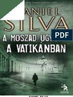 59114713 Daniel Silva a Moszad Ugynoke a Vatikanban