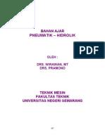 Bahan Ajar - PTM305 Pneumatik Dan Hidrolik