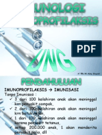 Imunoprofilaksis